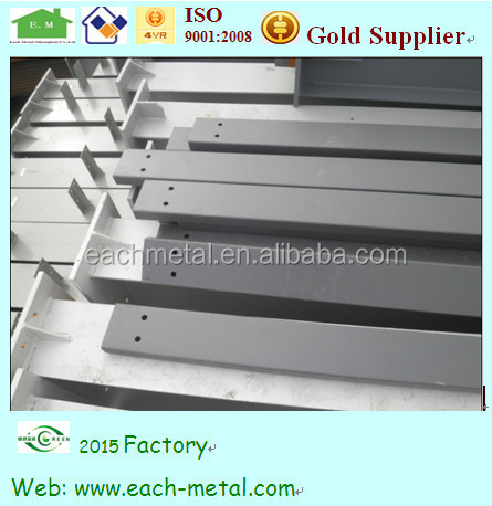 2016 hot sale heavy steel structure frame for bridge