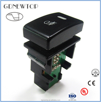 Hot sale 12v fog lights switch for Nisan Sunny Sentra