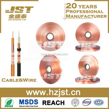 25mm copper laminated tape for cable shielding