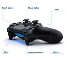 Top selling for sony playstation 4 PS4 video games console sticker PVC