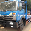 Dongfeng Flatbed Tow Truck For Forklift