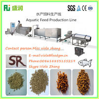 northern pike fish food machine/equipment/line made in China