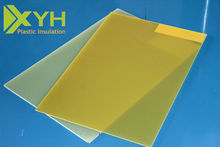 insulation plastic sheet G10/FR4 Sheet stable electrical property