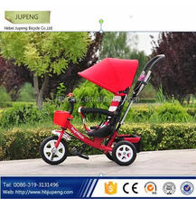 Children ride on car stroller new design baby tricycle 2016 for wholesale