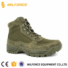Best Price Army Tactical Combat Desert Green Ankle Military Boots