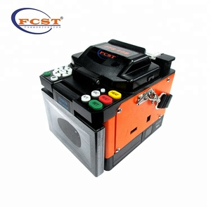 Fiber splicing machine mini fiber fusion splicer FFS-60B
