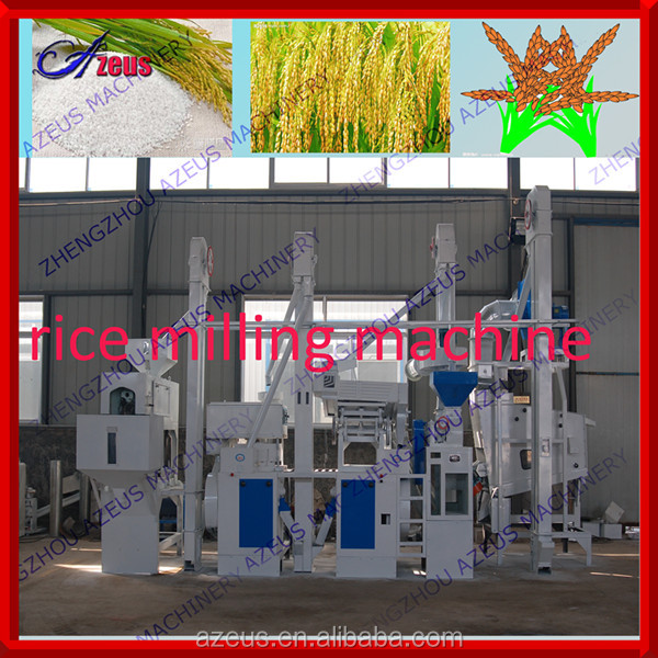 0086-371-65996917High-quality Auto rice mill project