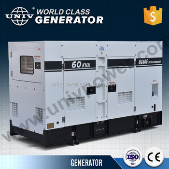 Sound proof generator 250kva Ricardo diesel silent generator 200kw for sale