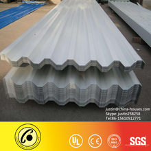 RAL color 17/7um Color coated zinc aluminium roofing sheet