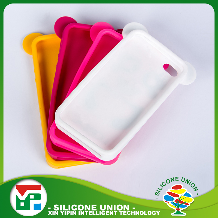 Wholesale solid-colored silicone phone case,mobile phone shell,mobile phone case