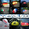 Hpt selling car mirror flag cover costom car wing mirror cover flag