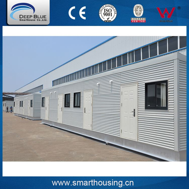 China Manufactured high quality mini modular homes