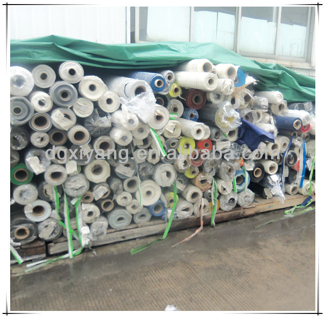 Direct Manufacturer high quality pvc tarpaulin stocklot