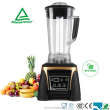 2.5L 1800W German motor Competitive Price easy to operate powder bar commercial ice blender