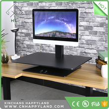 Adjustable Height Metal Table Legs And Office Desk With Remote Control