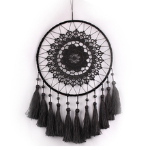 3580new handmade larger crochet tassels dreamcatcher 2018 best birthday gift for girlfriend