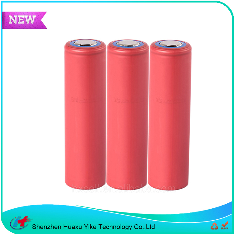 In stock original rechargeable lithium battery 3.7v 3500mah sanyo 18650ga