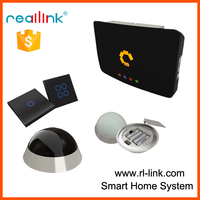 app remote smart home system wireless intelligent home automation system with zigbee z-wave