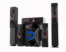 5.1 CH Multimedia Home Theater Tower Speaker System-A101