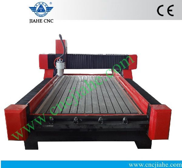 China High Precision And Accuracy Stone Polishing Machine With German Ball Screw