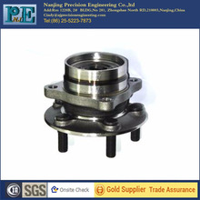 made in china customized stainless steel milling assemble base