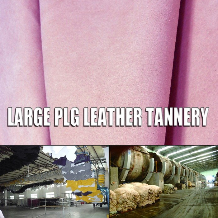 environmental pig full grain plastic grains and fur cow leather for sofa leather