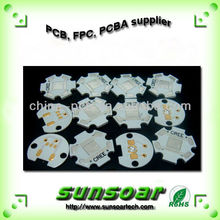 Led street light aluminum PCB, light aluminum PCB