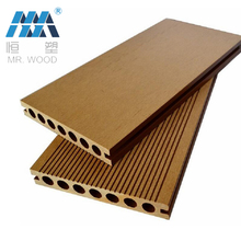 NEW Wood plastic Composite Sanding Surface Treatment cheap pvc outdoor decking