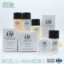 eco friendly cosmetic containers personalized hotel amenities is amenities hotel