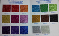 Glitter Paper for Handcrafts, glitter cardstock paper,glitter paper wholesale