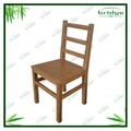 Hot sales bamboo dining chair