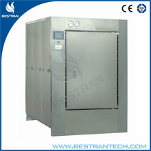 BT-YG Two door hospital bandage/cloth pulse vacuum autoclave