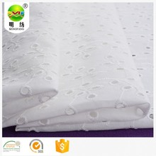 2017 trending products london cotton material textile lace fabric