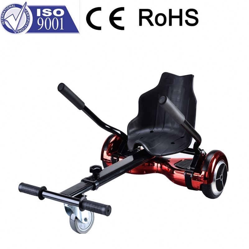 sporting hoverkart for 2 wheel electric hoverboard scooter go kart for kids and Adults