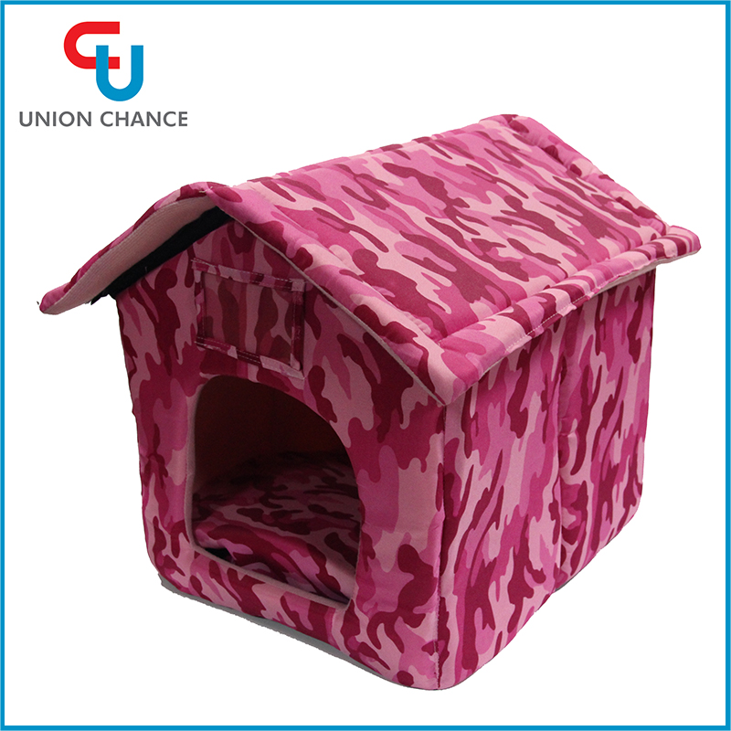 470G Pet Warm Cozy House Foldable Pet Dog House Fashion Design Pet Dog House