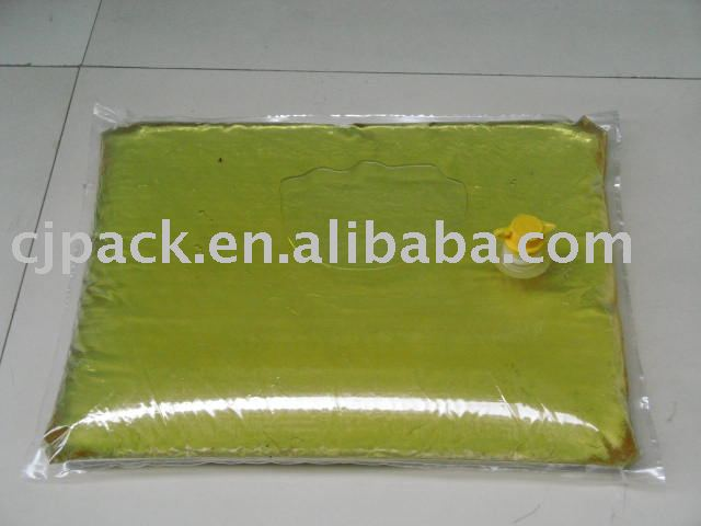 PA PE Vacuum Clear Plastic 7 Layer Coex Edible Oil Packaging Bag