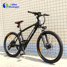 Hidden battery cheap full suspension mountain electric bike for sale