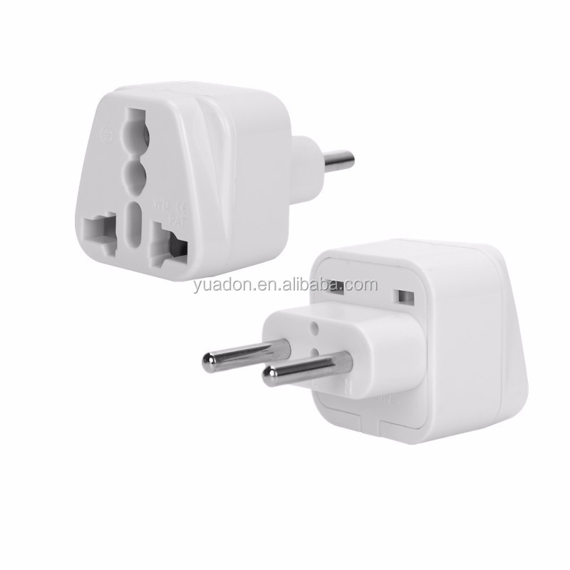Wholesale 2017 France travel adapter plug