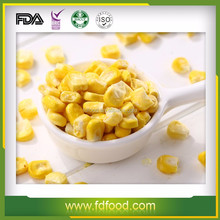 Cheap Price FD Fruits and Vegetables Natural Freeze Dried Sweet Corn