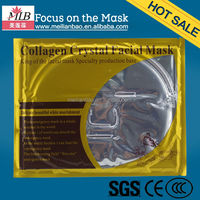 best sellers of 2014 collagen korea facial mask for wholesales