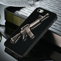 luxury aluminum metal phone case for iphone5 waterproof