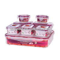 Good quality dry food storage box food storage container