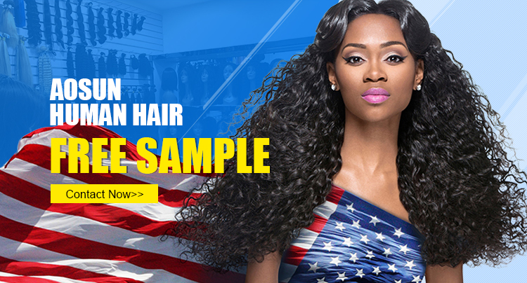 Aosun Wholesale 100 Virgin Human Hair Afro Lace Front Wig, Human Hair Braided Lace Frontal Wig, Brazilian Curly Cosplay Hair Wig
