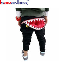 Best sale products child clothes funny kids harem pants from china