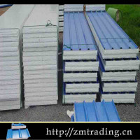 eps foam sandwich panel raw material