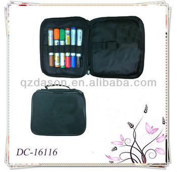 Soft Polyester 2 Layer Pencil Case