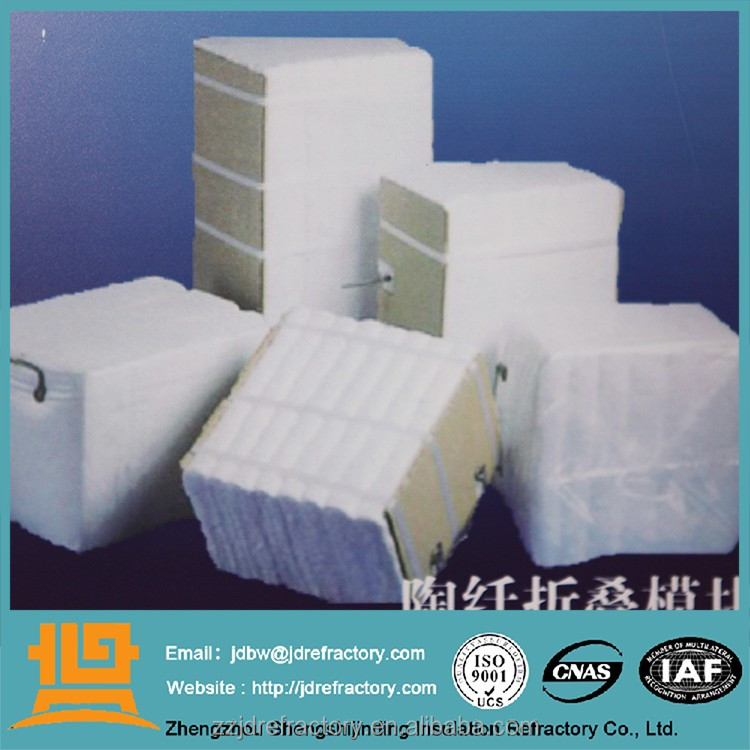 tailor form ceramic fiber block