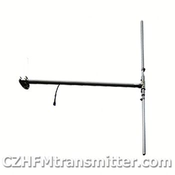 FMUSER DP100 1/2 Wave FM Dipole professional Antenna for 0-150w vhf/uhf antenna