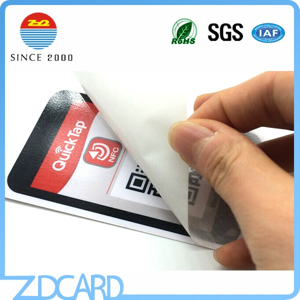 nfc sticker for nfc phone & nfc tag for mobile payment