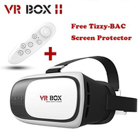 2016 New VR Box Upgrated Version VR Virtual Reality Glasses VR Glasses Rift Google Cardboard 3D Movie